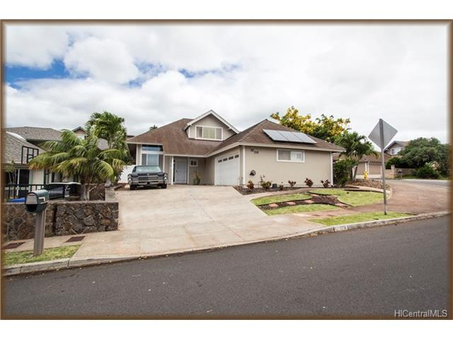 92-328 Kewai Place, Kapolei, HI 96707 (MLS #201713688) :: Elite Pacific Properties