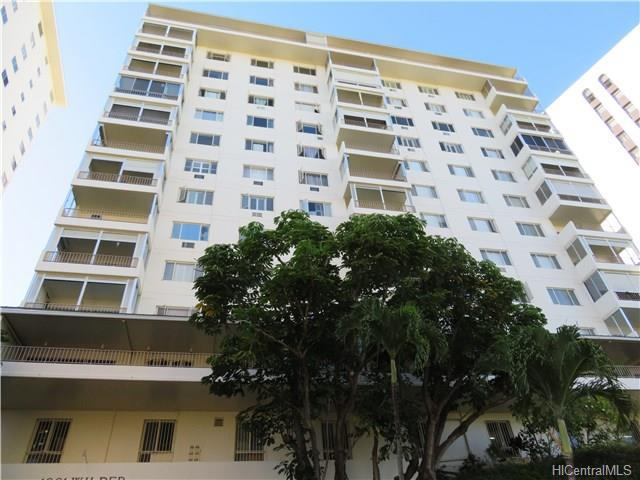 1001 Wilder Avenue #405, Honolulu, HI 96822 (MLS #201713695) :: Prosek Partners, RE/MAX Honolulu
