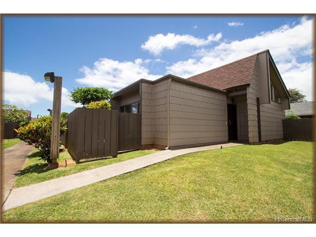 94-457 Keaoopua Street #132, Mililani, HI 96789 (MLS #201713696) :: Elite Pacific Properties