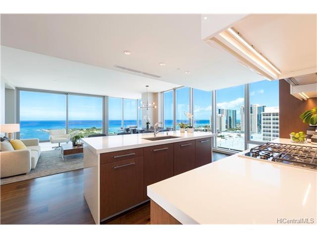 1555 Kapiolani Boulevard Ph2205/2207, Honolulu, HI 96814 (MLS #201713760) :: Elite Pacific Properties