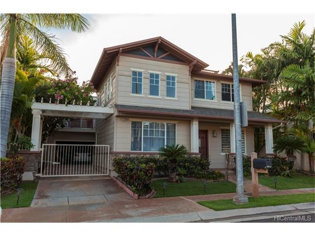 91-1054 Makaike Street, Ewa Beach, HI 96706 (MLS #201713787) :: Prosek Partners, RE/MAX Honolulu
