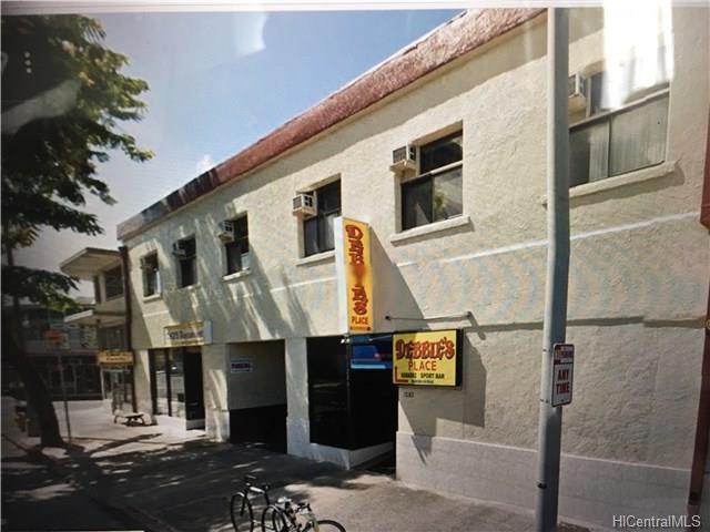 1289 S King Street, Honolulu, HI 96814 (MLS #201713826) :: Elite Pacific Properties
