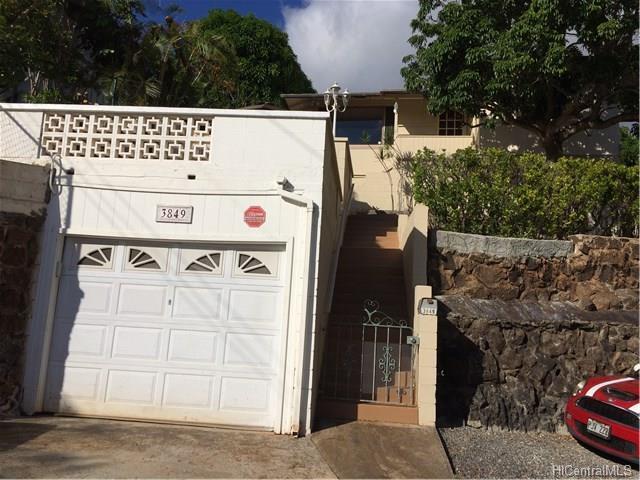 3849 Sierra Drive, Honolulu, HI 96816 (MLS #201713829) :: Elite Pacific Properties