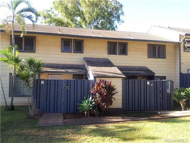 92-926 Welo Street #58, Kapolei, HI 96707 (MLS #201713844) :: Elite Pacific Properties