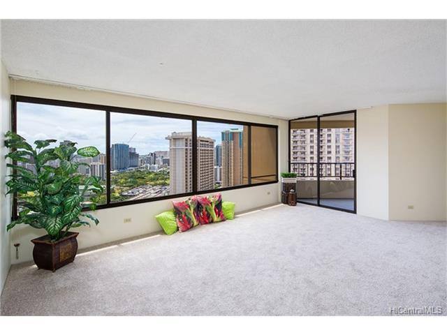1778 Ala Moana Boulevard #2914, Honolulu, HI 96815 (MLS #201713882) :: Elite Pacific Properties