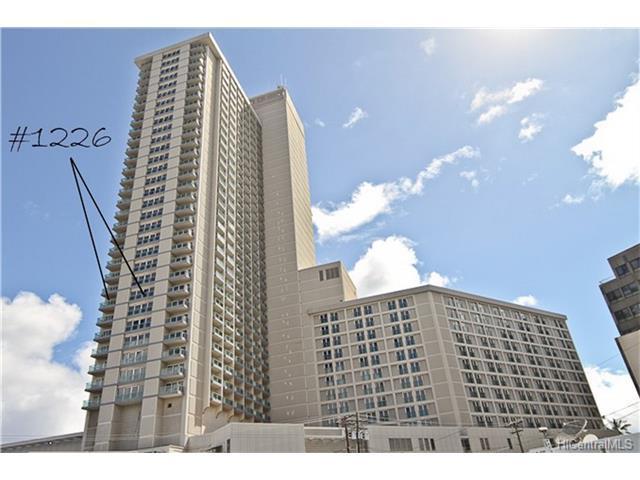 410 Atkinson Drive #1226, Honolulu, HI 96814 (MLS #201713885) :: Elite Pacific Properties