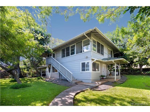 1502-A Wilhelmina Rise, Honolulu, HI 96816 (MLS #201713898) :: Elite Pacific Properties