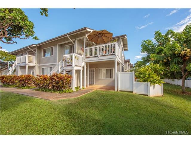 92-1479C Aliinui Drive 31C, Kapolei, HI 96707 (MLS #201713902) :: Elite Pacific Properties