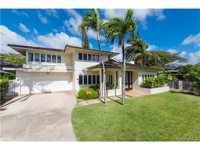 1319 Mokulua Drive, Kailua, HI 96734 (MLS #201713915) :: Elite Pacific Properties