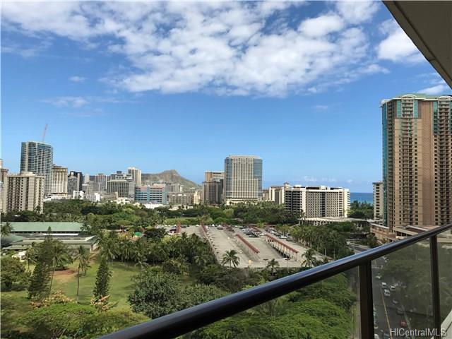1860 Ala Moana Boulevard #1503, Honolulu, HI 96815 (MLS #201713918) :: Elite Pacific Properties
