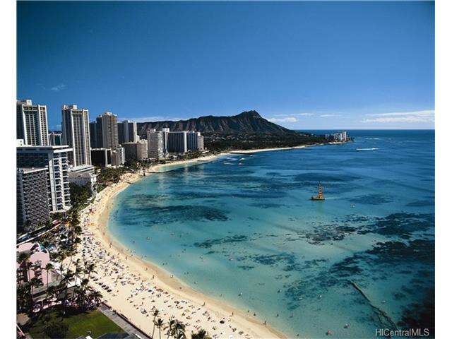 445 Seaside Avenue #1008, Honolulu, HI 96815 (MLS #201713933) :: Elite Pacific Properties