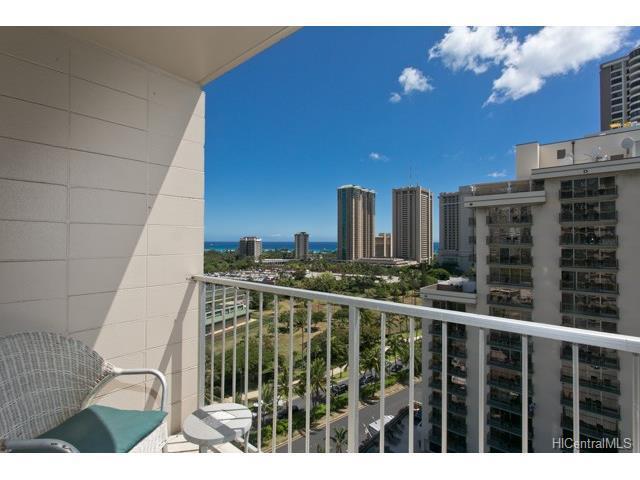 1925 Kalakaua Avenue #1602, Honolulu, HI 96815 (MLS #201713939) :: Elite Pacific Properties