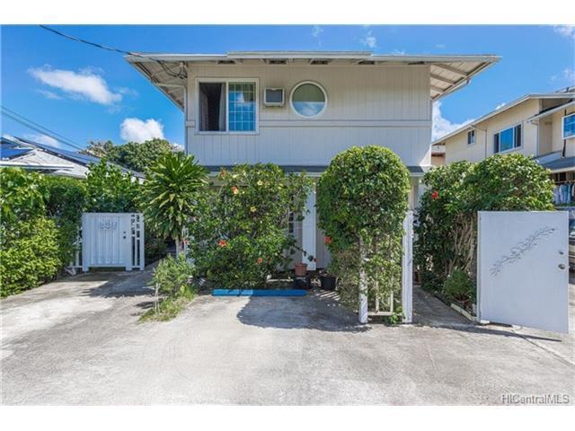 2160 Pauoa Road, Honolulu, HI 96813 (MLS #201713958) :: Elite Pacific Properties