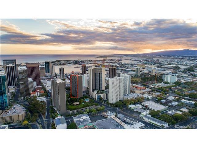1255 Nuuanu Avenue E1211, Honolulu, HI 96817 (MLS #201714228) :: The Ihara Team