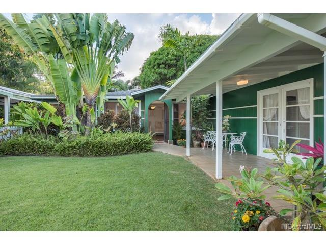1521 Mokulua Drive, Kailua, HI 96734 (MLS #201714425) :: Elite Pacific Properties