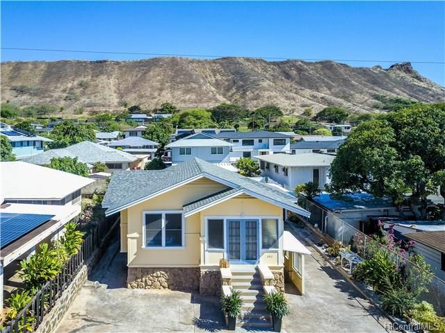 3417 Edna Street, Honolulu, HI 96815 (MLS #201714865) :: The Ihara Team