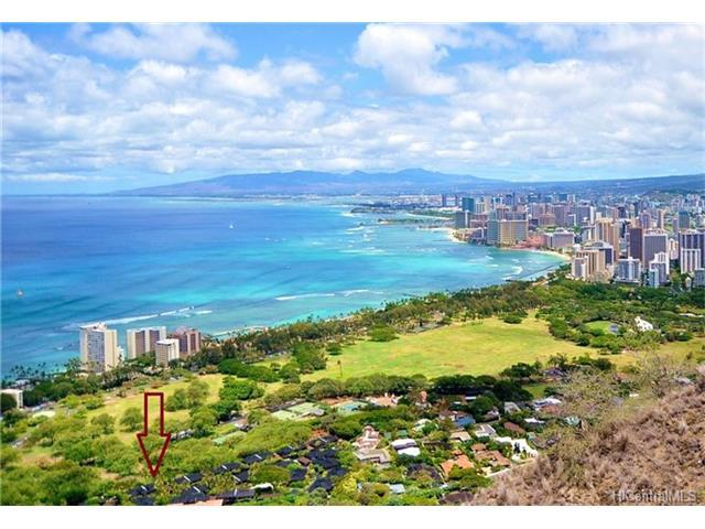 3022 La Pietra Circle #6, Honolulu, HI 96815 (MLS #201714975) :: Keller Williams Honolulu