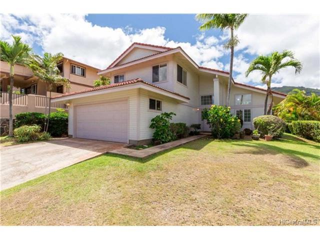 92-1483 Hoalii Street, Kapolei, HI 96707 (MLS #201715058) :: Keller Williams Honolulu