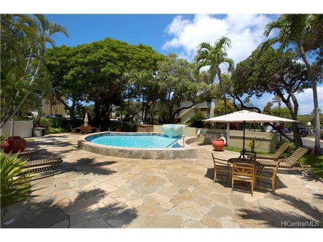 3030 Pualei Circle #201, Honolulu, HI 96815 (MLS #201715251) :: Keller Williams Honolulu