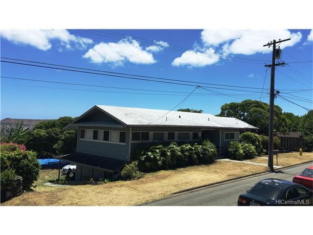 2625 Ferdinand Avenue, Honolulu, HI 96822 (MLS #201715314) :: The Ihara Team