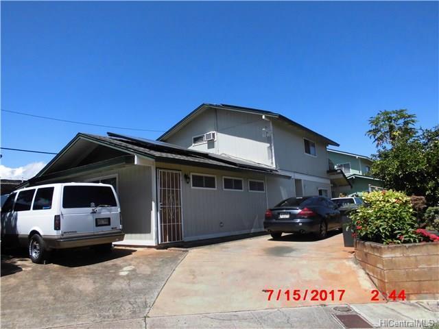 1155 Inia Place, Pearl City, HI 96782 (MLS #201715505) :: Keller Williams Honolulu