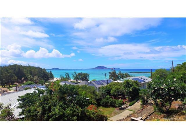 585 Kaneapu Place A, Kailua, HI 96734 (MLS #201715646) :: The Ihara Team