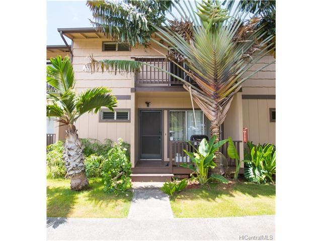 98-857 C Iho Place #62, Aiea, HI 96701 (MLS #201715772) :: Keller Williams Honolulu