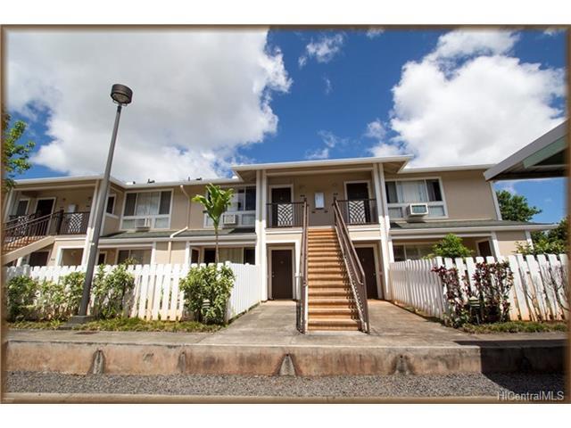 95-1125 Koolani Drive #173, Mililani, HI 96789 (MLS #201715775) :: Keller Williams Honolulu