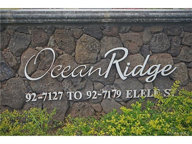 92-7127 Elele Street #203, Kapolei, HI 96707 (MLS #201715852) :: Keller Williams Honolulu