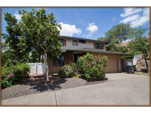 91-1592 Wahane Street, Kapolei, HI 96707 (MLS #201715859) :: Keller Williams Honolulu