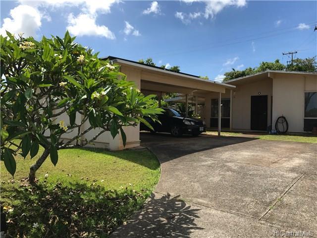 1952 Hoohai Street, Pearl City, HI 96782 (MLS #201715887) :: Keller Williams Honolulu