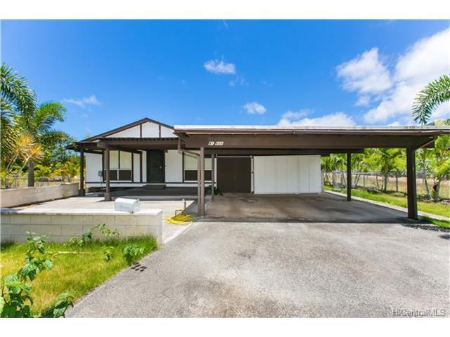 41-668 Kaulukanu Street, Waimanalo, HI 96795 (MLS #201715949) :: The Ihara Team