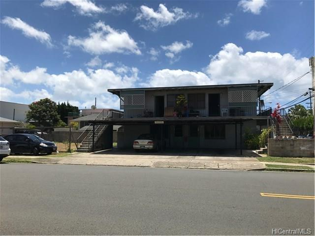 803 Lukepane Avenue, Honoluu, HI 96816 (MLS #201715950) :: The Ihara Team