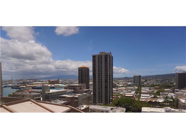 1088 Bishop Street #1702, Honolulu, HI 96813 (MLS #201715958) :: The Ihara Team