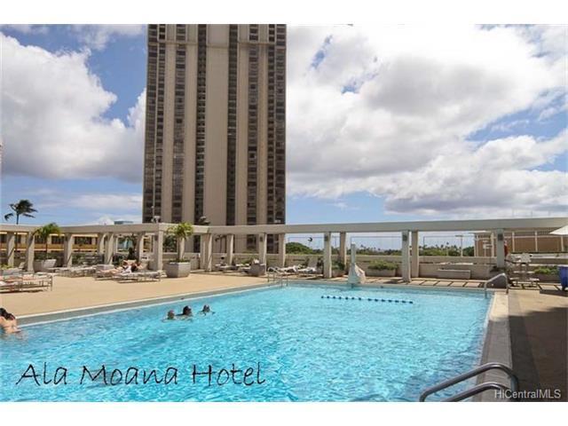 410 Atkinson Drive #3123, Honolulu, HI 96814 (MLS #201716056) :: The Ihara Team