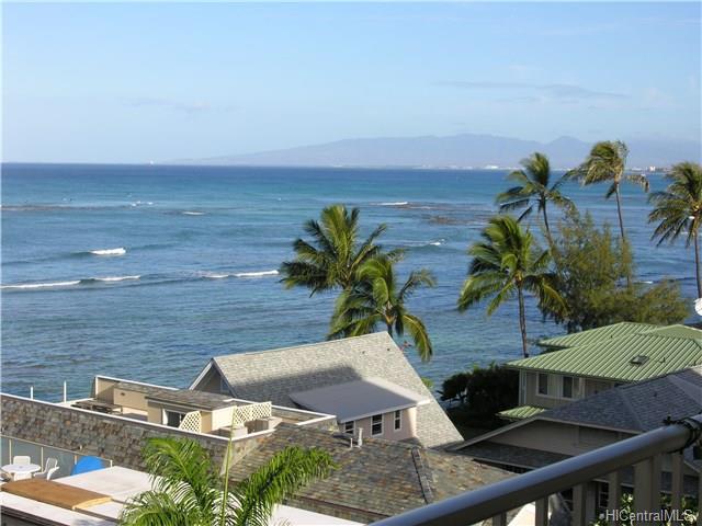 2801 Coconut Avenue 6G, Honolulu, HI 96815 (MLS #201716304) :: Elite Pacific Properties