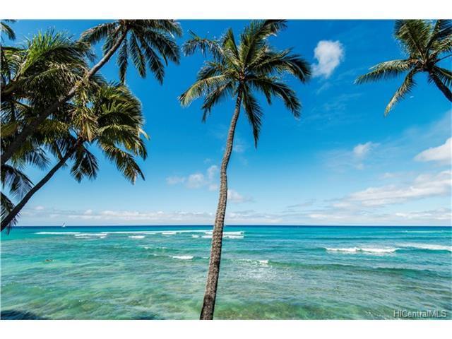 3003 Kalakaua Avenue 2B, Honolulu, HI 96815 (MLS #201716366) :: Elite Pacific Properties