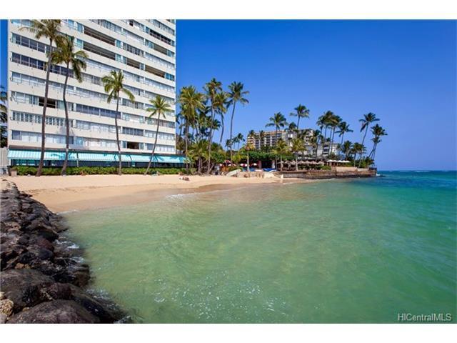 2895 Kalakaua Avenue #109, Honolulu, HI 96815 (MLS #201716608) :: Elite Pacific Properties