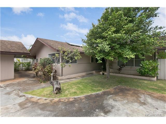 4749 Moa Street, Honolulu, HI 96816 (MLS #201716754) :: Elite Pacific Properties
