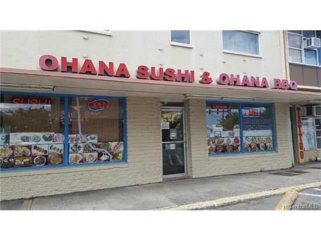 98-042 Kamehameha Highway #7, Aiea, HI 96701 (MLS #201716782) :: Keller Williams Honolulu