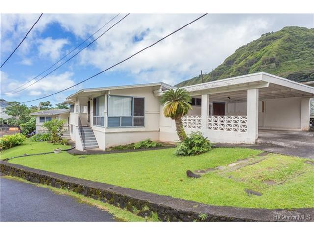 3509 Waakaua Street, Honolulu, HI 96822 (MLS #201716814) :: The Ihara Team