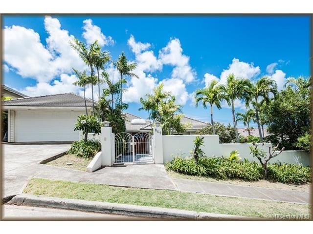 849 Ikena Circle, Honolulu, HI 96821 (MLS #201716847) :: Elite Pacific Properties