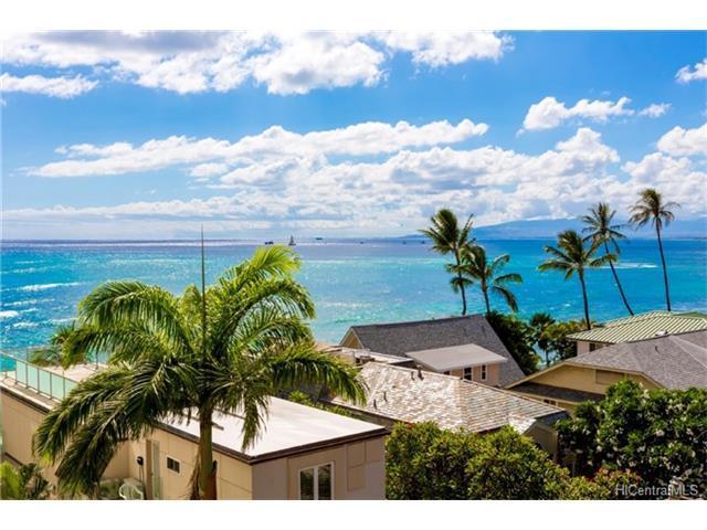 2801 Coconut Avenue 5H, Honolulu, HI 96815 (MLS #201716857) :: Elite Pacific Properties