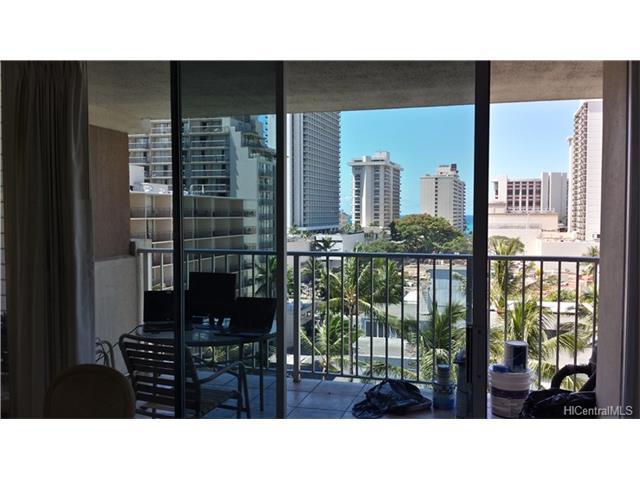 444 Nahua Street #1008, Honolulu, HI 96815 (MLS #201717282) :: Prosek Partners, RE/MAX Honolulu