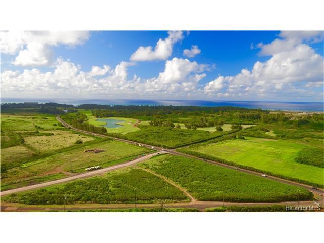 56-1150 Kamehameha, 5.47 Acres Highway, Kahuku, HI 96731 (MLS #201717403) :: PEMCO Realty