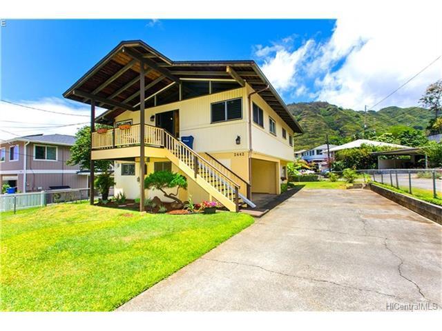 2442 10th Avenue, Honolulu, HI 96816 (MLS #201717638) :: Elite Pacific Properties