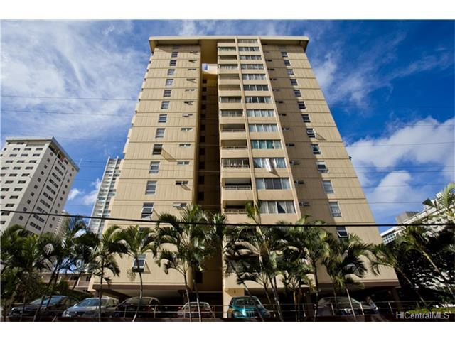 225 Kaiulani Avenue #403, Honolulu, HI 96815 (MLS #201717652) :: Prosek Partners, RE/MAX Honolulu