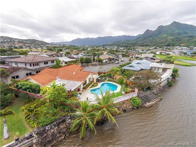 1144 Akuila Place, Kailua, HI 96734 (MLS #201717665) :: Elite Pacific Properties