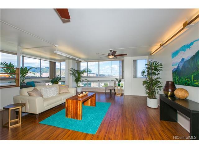 1212 Punahou Street #1706, Honolulu, HI 96826 (MLS #201717771) :: Elite Pacific Properties