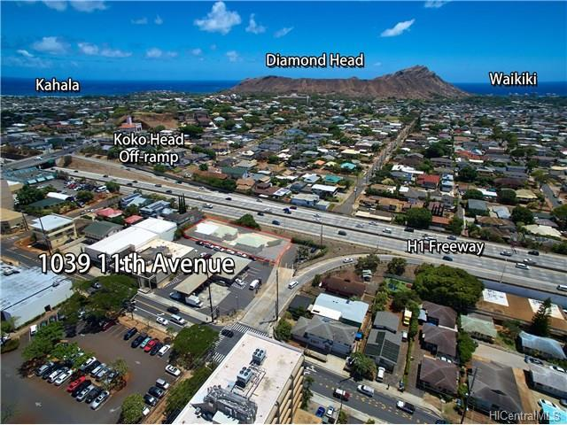 1039 11th Avenue, Honolulu, HI 96816 (MLS #201717790) :: The Ihara Team